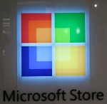 the Microsoft Store